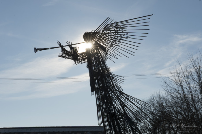 Chernobyl Wormwood Star memorial